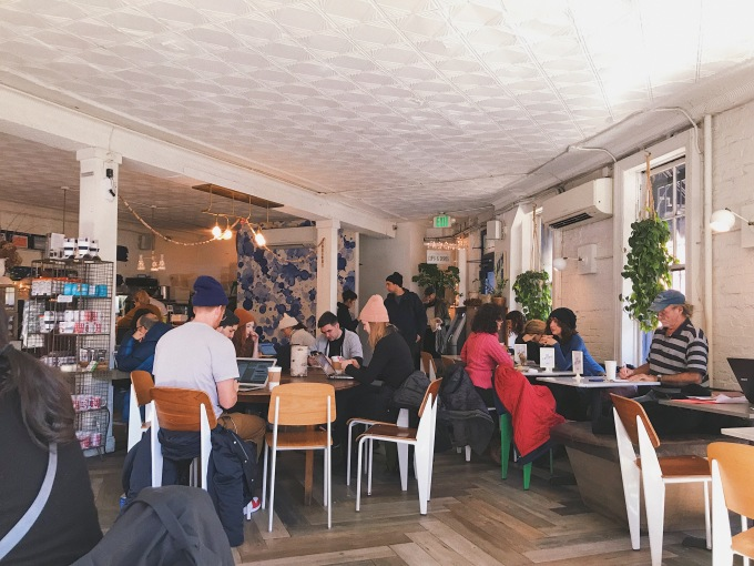 The Best Coffee Shops to Get Work Done in NYC